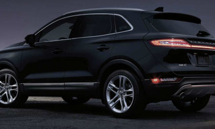 Here's What We Like About The 2017 Lincoln MKC